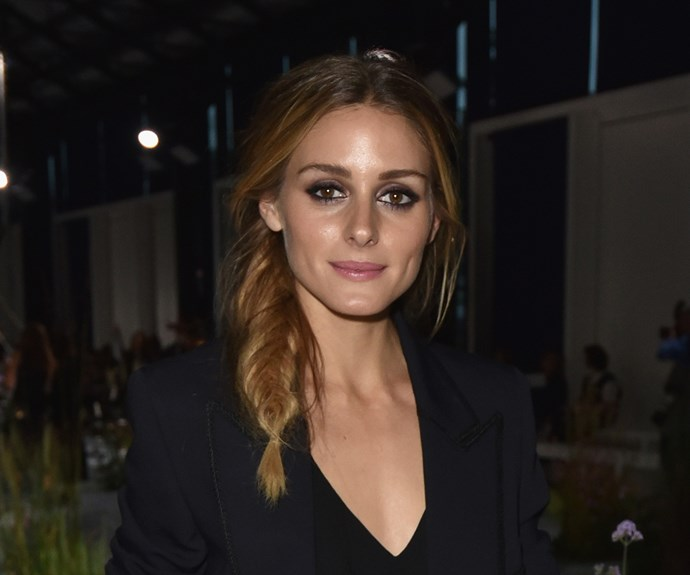 **Olivia Palermo's** side braid is the LBD of summer hairstyles. A fail-safe style that's guaranteed to make you feel glam, save the fishtail for when you've got more time and just go for a basic braid or inverted French plait instead. Keep the braid loose and pull out a few face-framing strands to keep it looking summery-fresh and informal. Bonus: it means you don't have to spend ages making sure it's smooth and perfect.
