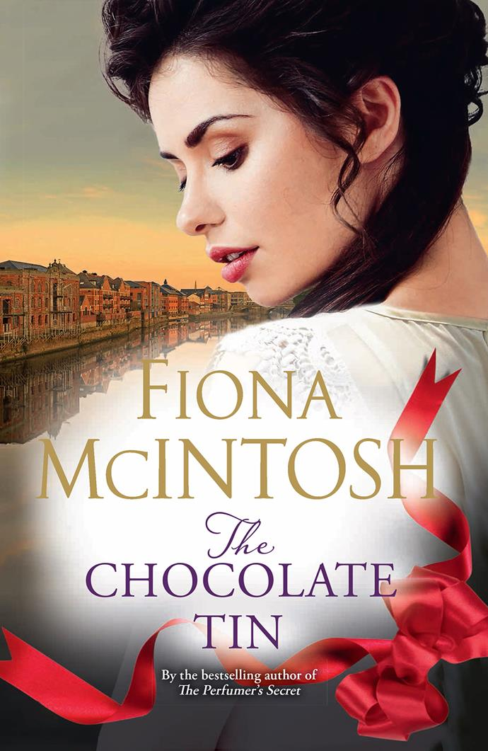 Anyone who loves *Downton Abbey* will be obsessed with this romantic read. [*The Chocolate Tin* by Fiona McIntosh](https://penguin.com.au/books/the-chocolate-tin-9780143797067), $32.99.