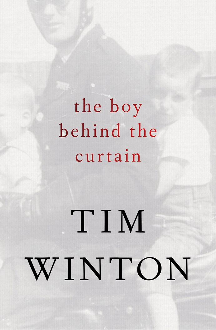 Dads will devour this deeply personal and insightful book by legendary Aussie writer, Tim Winton. He details events that influenced his view of life and ultimately his writing.  [*The Boy Behind the Curtain* by Tim Winton](https://penguin.com.au/books/the-boy-behind-the-curtain-9781926428765), $45.