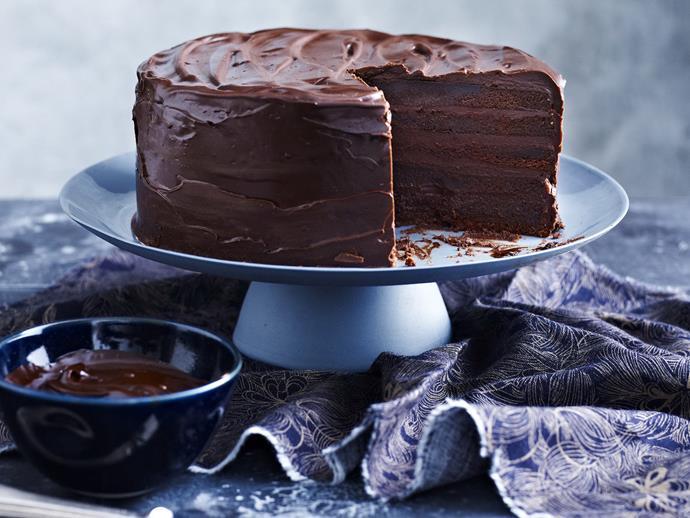 "**[Six-layer chocolate cake recipe.](http://www.foodtolove.com.au/recipes/six-layer-chocolate-cake-14726 target=""_blank"")**"