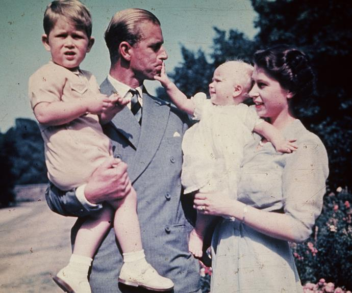 We can imagine the Duke to be a wonderful family man.