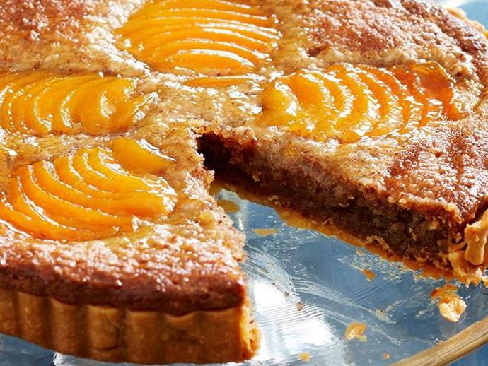 [Apricot frangipane tart recipe here.](http://www.foodtolove.com.au/recipes/apricot-frangipane-tart-4341)
