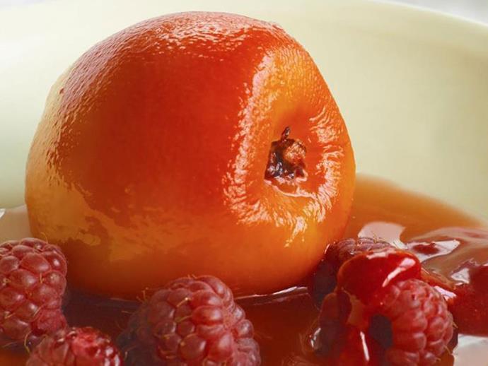 [Peach melba recipe here.](http://www.foodtolove.com.au/recipes/peach-melba-6553)