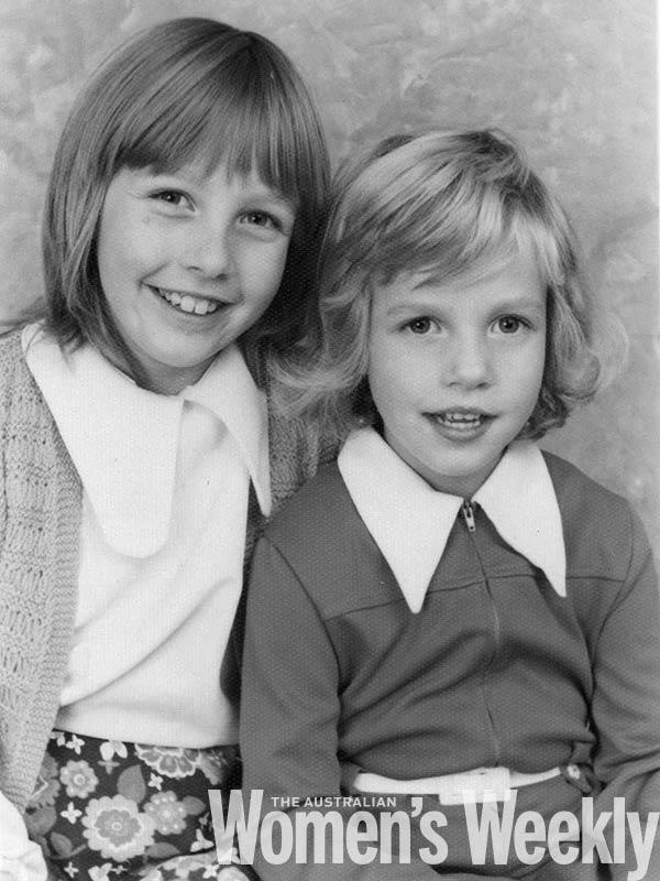 Helen and Rosie Miles who died in the Granville train disaster 40 years ago. PHOTO: Supplied.