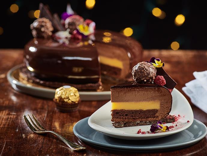 ['A golden Christmas' dessert recipe here.](http://www.foodtolove.com.au/recipes/masterchef-reynold-poernomo-golden-christmas-32990)