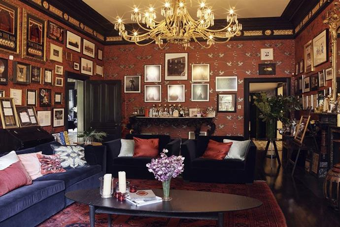First built in 1880, the couple lived in the house since 1997. *Image via [Domain](https://www.domain.com.au/)*