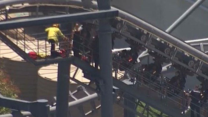 """[*(Via 9 News)*](http://www.9news.com.au/national/2017/01/11/13/47/riders-stuck-on-rollercoaster-at-movie-world-on-the-gold-coast