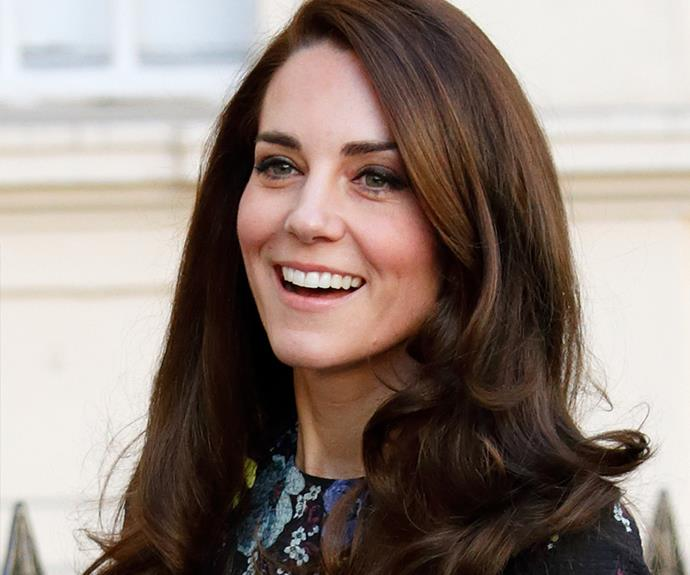 Duchess Catherine, along with Prince William and Prince Harry, are spearheading the Heads Together campaign to raise awareness about mental health in Britain.