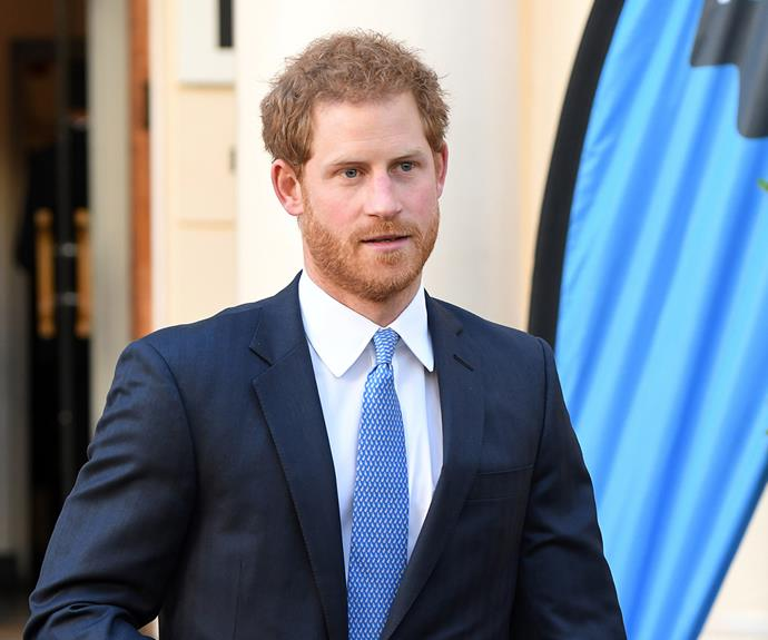 The shock of his mother's death is something Prince Harry regrets not opening up about when he was younger.
