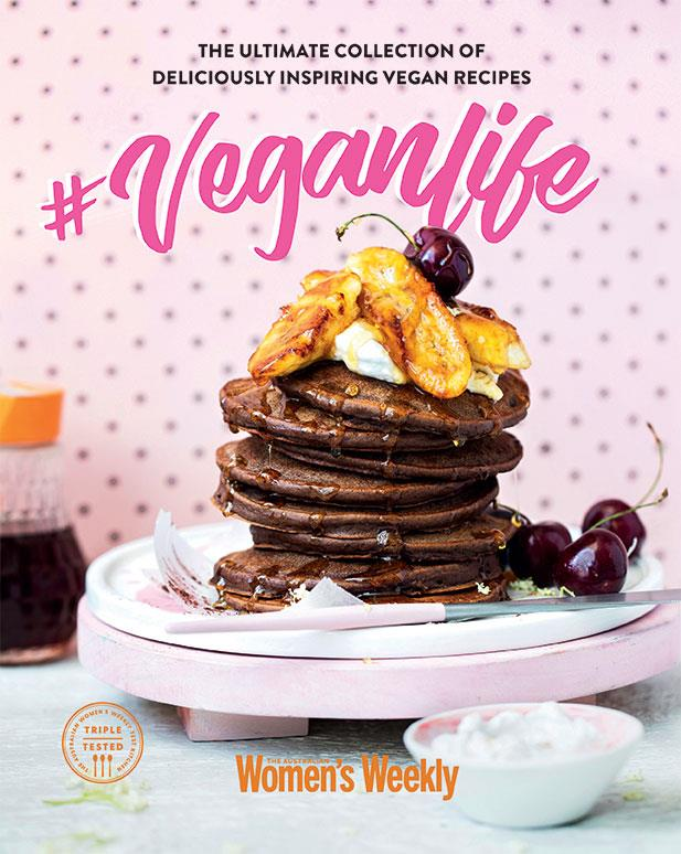 "This recipe is from our book, [#veganlife](https://www.magshop.com.au/the-australian-womens-weekly-veganlife|target=""_blank"")"