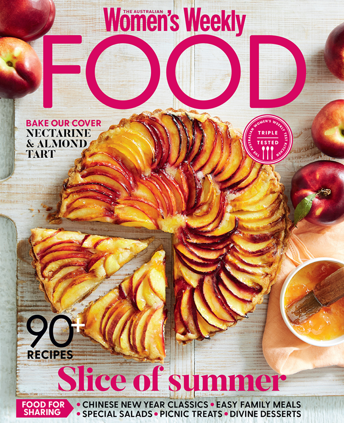 "Find your copy of *Women's Weekly Food* magazine in supermarkets and newsagents or [subscribe right here](https://www.magshop.com.au/wwf|target=""_blank"")"