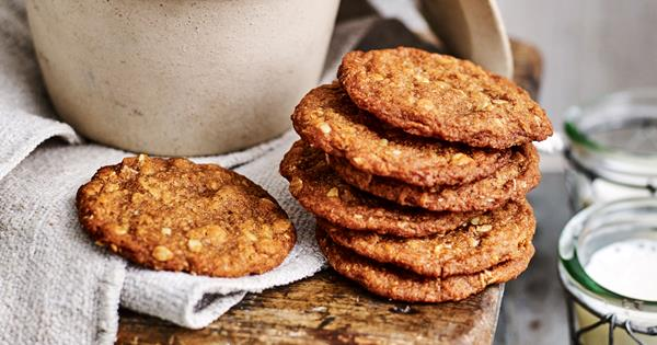 The Best Anzac Biscuit Recipe Of All Time Australian Women S Weekly Food