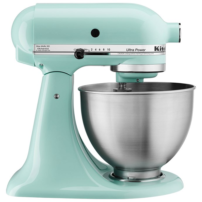 "Just in case you didn't know, Mum probably wants a Kitchenaid stand mixer. For any person who loved [baking](https://www.womensweeklyfood.com.au/baking|target=""_blank""), a good stand mixer (especially a bright and colourful one) can inspire like nothing else."