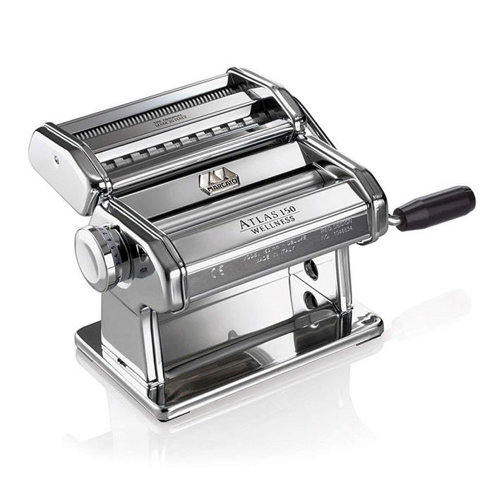 "Pasta is one of those ingredients that we're used to buying packaged, but it's so easy to [make pasta at home](https://www.womensweeklyfood.com.au/how-to/how-to-cook-pasta-1242|target=""_blank""). Make it even easier with a good-quality pasta machine, the perfect gift for the foodie Mum this Mother's Day!"