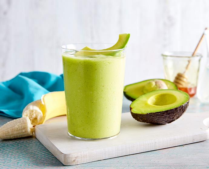 "**[Avocado breakfast smoothie](http://australianavocados.com.au/recipes/avocado-breakfast-smoothie/|target=""_blank""