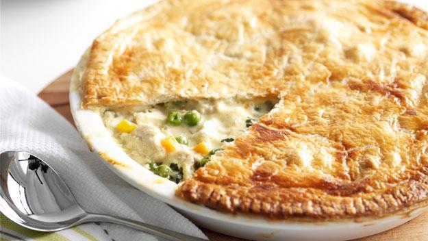 """[Creamy fish pie](https://www.womensweeklyfood.com.au/recipes/creamy-fish-pie-7426 target=""""_blank"""")"""