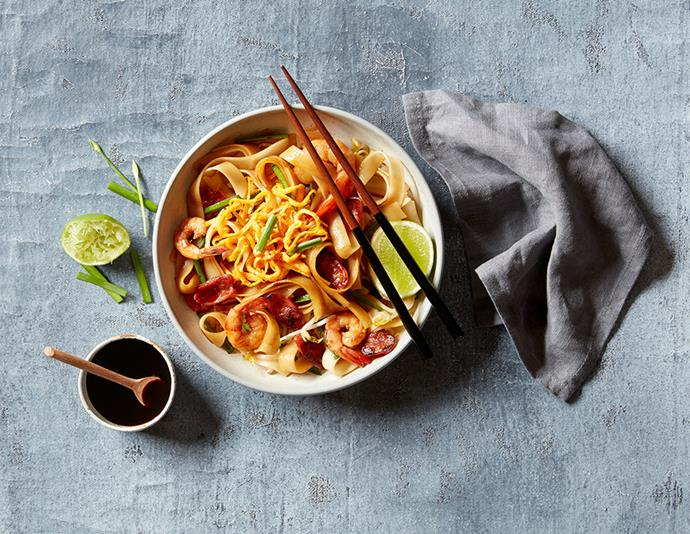 "[Char Kway Teow spicy prawn noodles](https://asianinspirations.com.au/recipes/char-kway-teow-spicy-prawn-noodles/|target=""_blank""