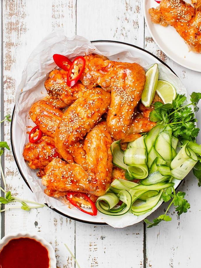 "[**Buffalo chicken wings**](https://www.changs.com/recipes/Buffalo-Chicken-Wings/|target=""_blank""