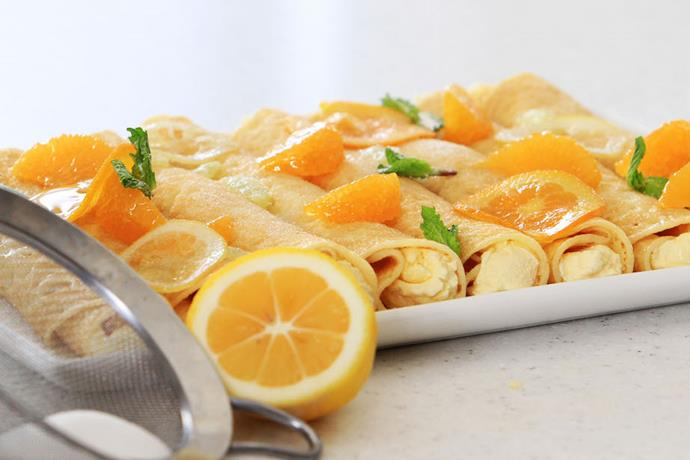 """[Citrus and sugar crepes](https://marcels.co.nz/Recipes/Citrus-Sugar-Crepes