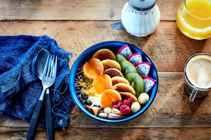 """[Petite pancake breakfast bowl](https://marcels.co.nz/Recipes/Petite-Pancakes-Breakfast-Bowl?utm_source=australia-womens-weekly&utm_medium=disp-banner&utm_campaign=marcels-recipes&utm_content=website