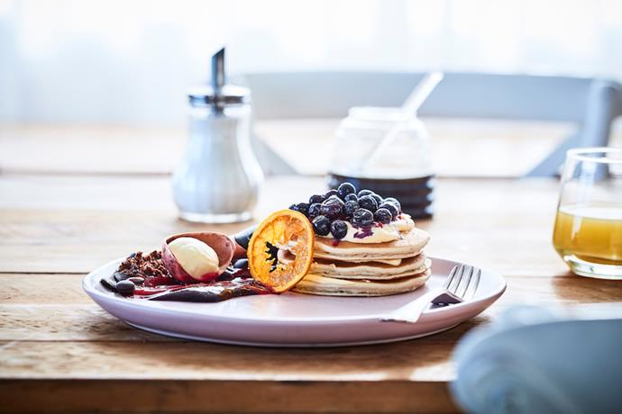 """[Blueberry & Mascarpone Pancake Stack](https://marcels.co.nz/Recipes/Blueberry-Mascarpone-Pancake-Stack?utm_source=australia-womens-weekly&utm_medium=disp-banner&utm_campaign=marcels-recipes&utm_content=website