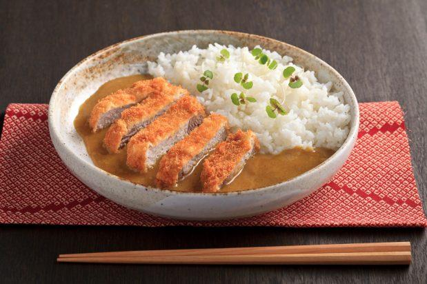 """**[Katsu curry don](https://asianinspirations.com.au/recipes/katsu-curry-don/
