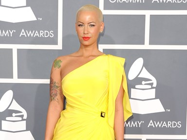 Amber Rose reveals she felt pressured to have her first threesome