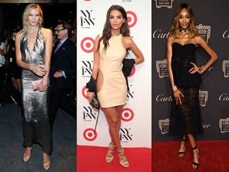 Celebrity fashion new york fashion week 2016