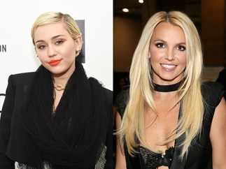 Miley Cyrus has an interesting theory about Britney Spears