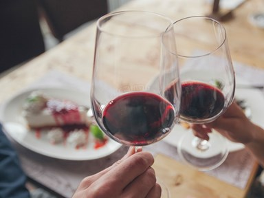 PSA: Drinking wine before bed could help you lose weight