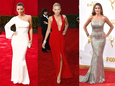 The sexiest Emmy Awards dresses ever