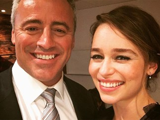 Matt LeBlanc said a creepy thing about seeing Emilia Clarke naked on Game of Thrones