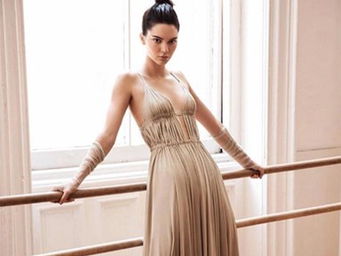 Kendall Jenner responds to all that ballerina hate