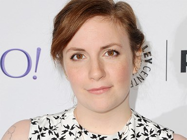 Lena Dunham just got super real with this bikini selfie