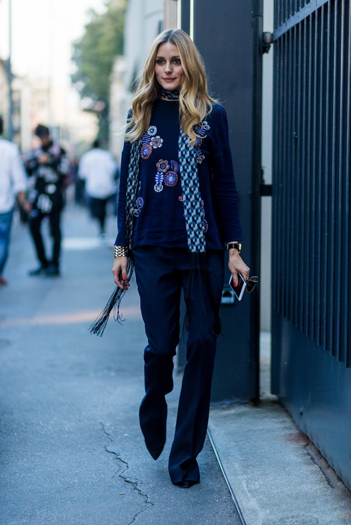 Olivia Palermo can clearly do no wrong.