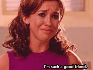 mean girls such a good friend
