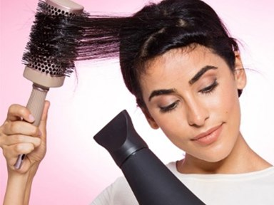 7 genius hair hacks to get a salon blowout at home
