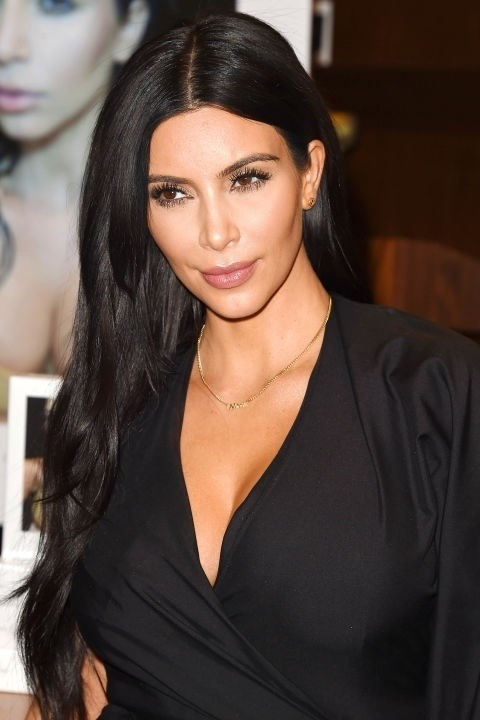 **May 7, 2015** Remind me why Kim doesn't have a hair-care line.