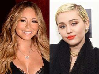 "Miley Cyrus dares to insult Queen Mariah Carey, says she's ""never really been a fan"""