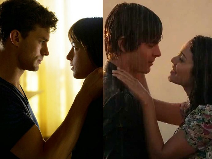 Watch: This mashup proves 'Fifty Shades of Grey' and 'High School Musical' are the same movie