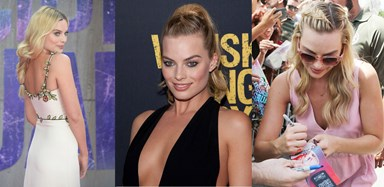 16 times Margot Robbie's braids were out of this world