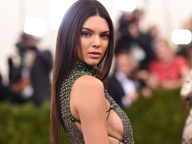 Kendall Jenner just got the sneakiest tattoo ever