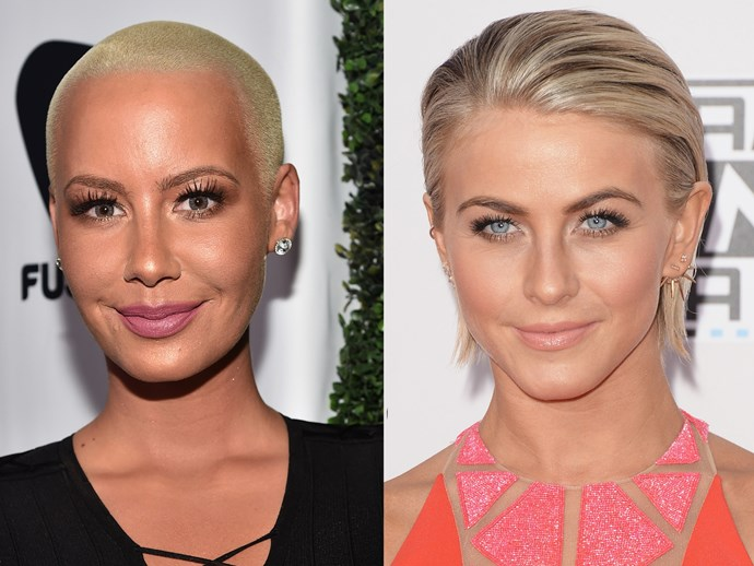 Amber Rose claims Julianne Hough body-shamed her on Dancing With The Stars.