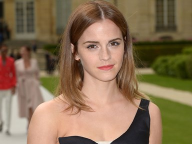 The first look at Emma Watson as Belle in Beauty And The Beast is here