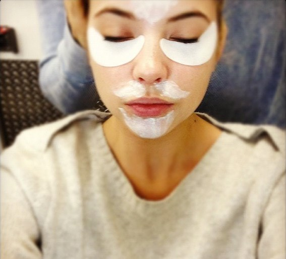 "**Epic eye bags.** We have a lot of feelings about puffy eyes and dark, under-eye circles. And none of them are good ones tbh. Ashley Benson seems to be on the same page as she's always on the 'gram, keeping it real with an eye patch or two. Channel Ash with [Mirenesse Power Lift Super Star Eye Sheets Mask](http://www.sephora.com.au/products/mirenesse-power-lift-super-star-eye-sheets-mask/v/power-lift-super-star-eye-sheets/|target=""_blank""