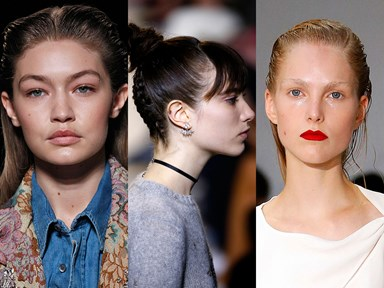 All of the best beauty looks from Paris Fashion Week