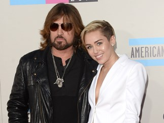 VIDEO: Miley Cyrus and Billy Ray perform ~emotional~ tribute together