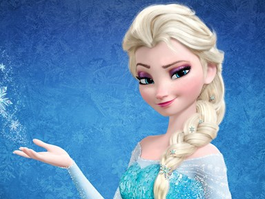 The actress who plays Elsa in 'Frozen' just picked her character a Disney girlfriend