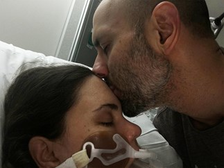 Man pens letter to hospital staff following wife's death