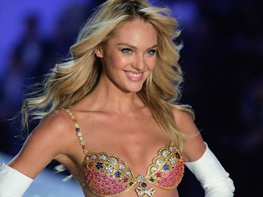 Candice Swanepoel shares the first photo of newborn son Anaca